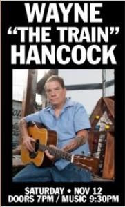 Wayne Hancock @ Abilene Bar & Lounge